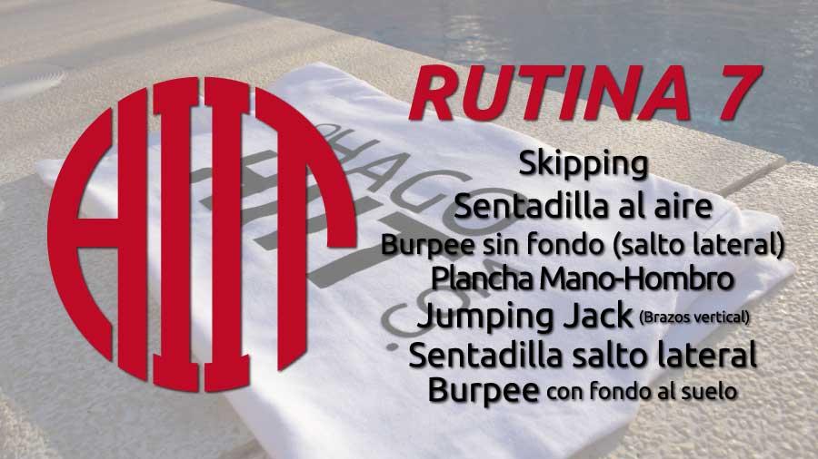 Presentacion Rutina 7