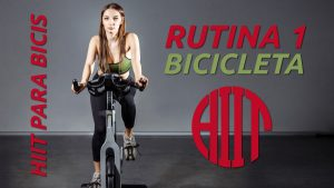 Rutina1 HIIT Para Bicicleta